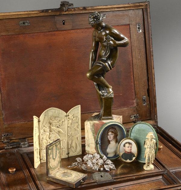 Expertise d'objets d'art pour assurance, vente et succession